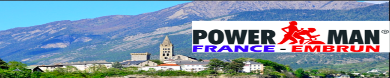 PowerMan d'Embrun : 14 Juillet 2020