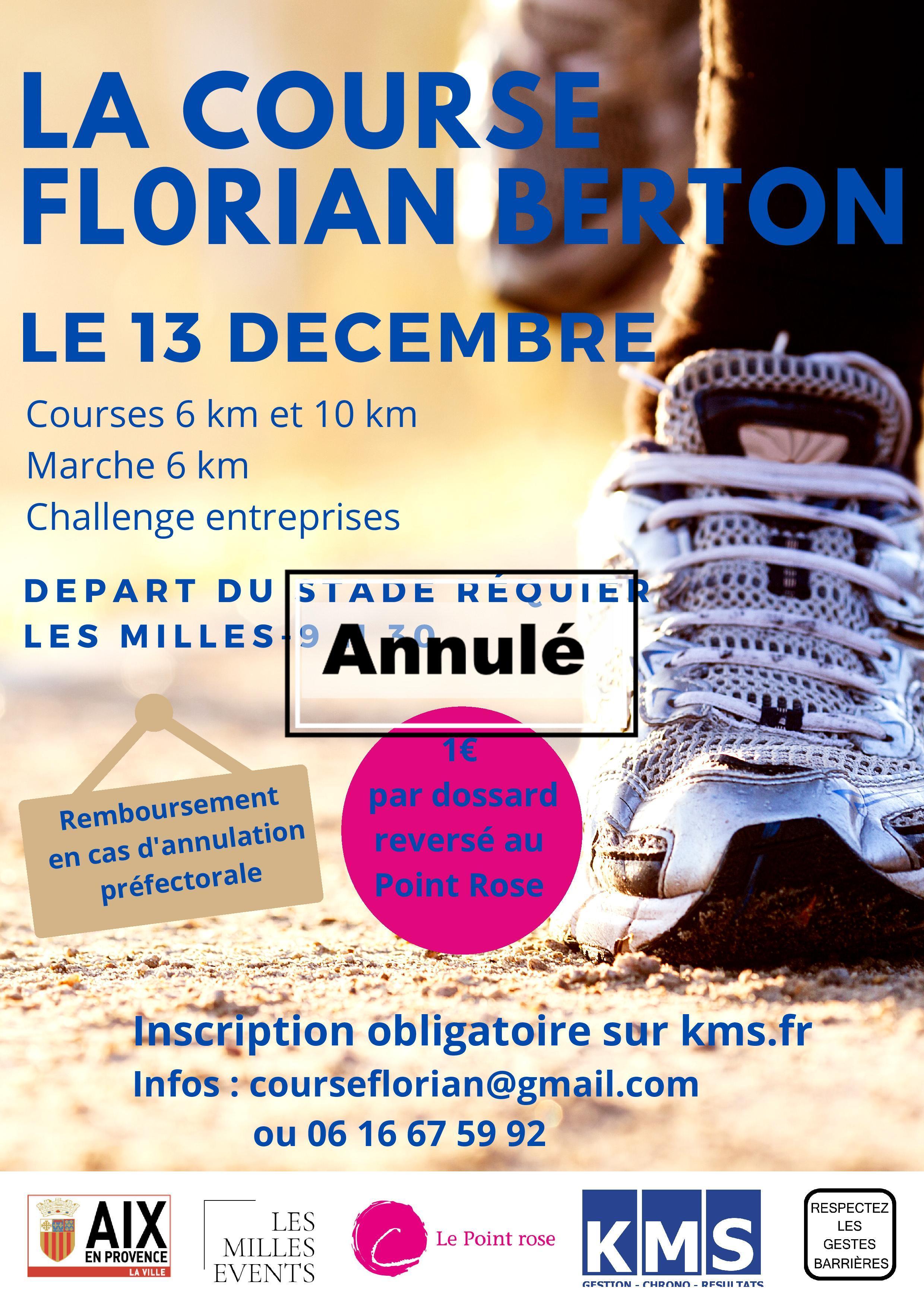 La Course Florian Berton