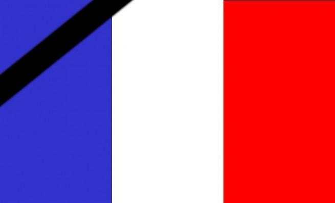 drapeauHommage