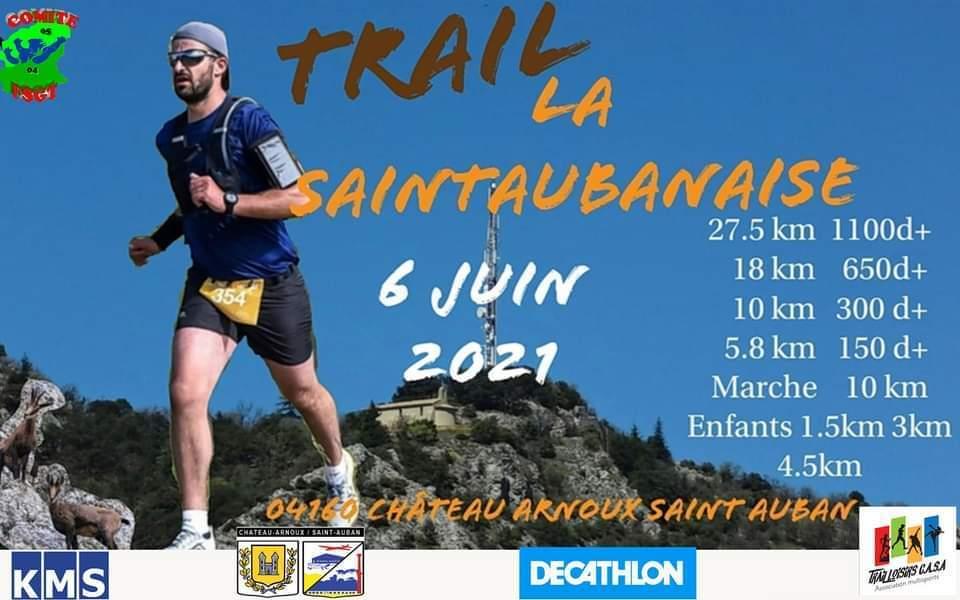 Trail La SaintAubanaise