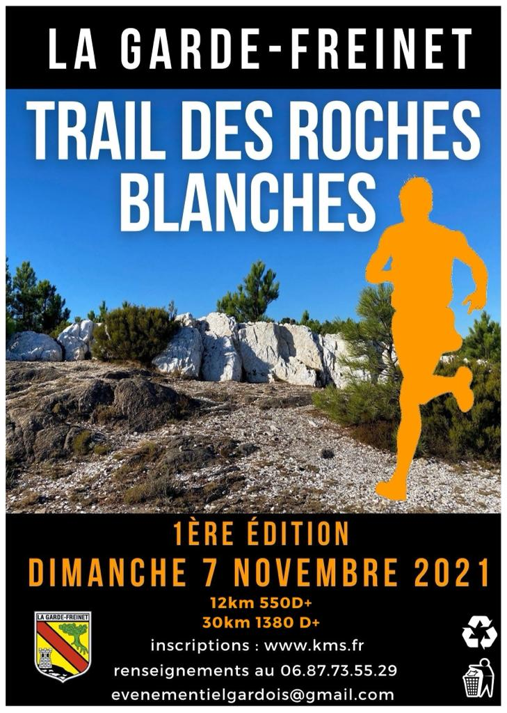 TRAIL DES ROCHES BLANCHES