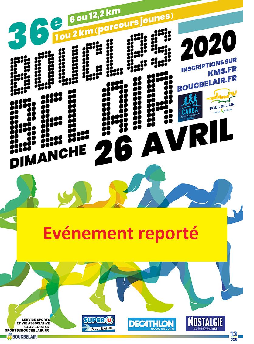 Affiche Les Boucles Bel Air