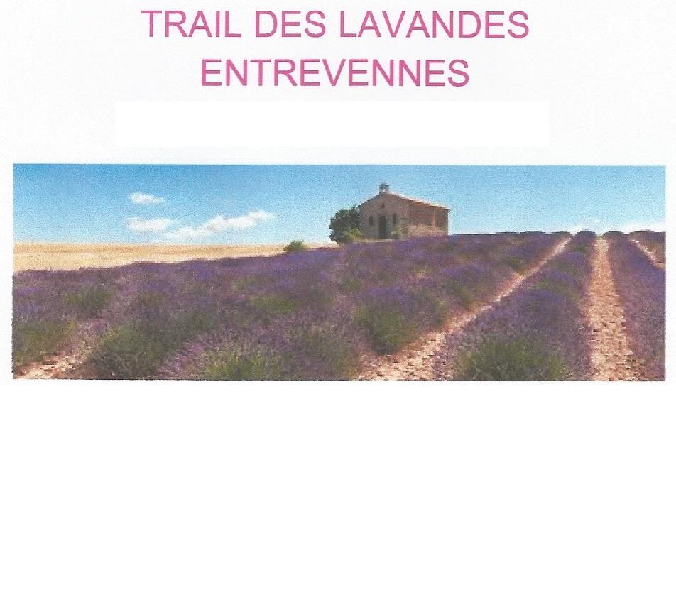 Trail des Lavandes - Course 21km