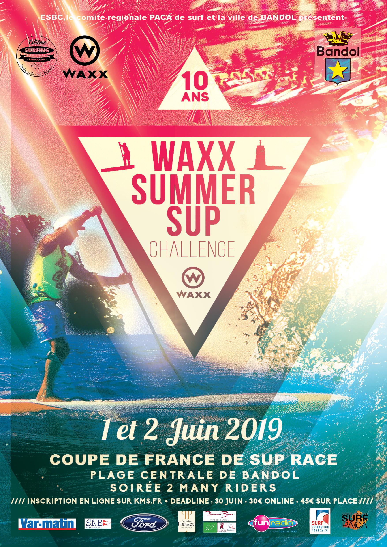 WAXX SUMMER SUP CHALLENGE