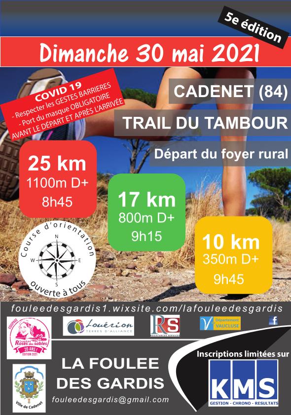 Trail du Tambour