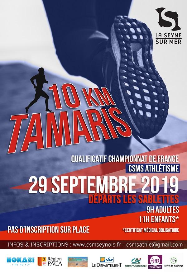 10km de Tamaris 2019