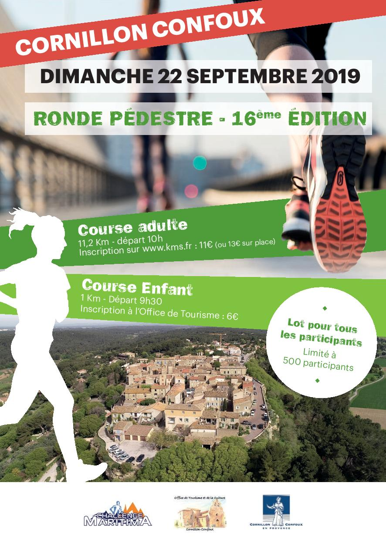 16° RONDE PEDESTRE DE CORNILLON-CONFOUX - 11,2KM