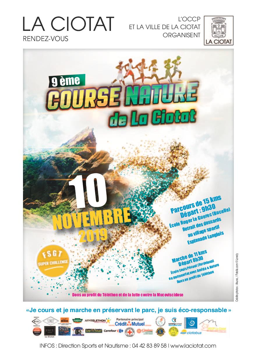 9eme Course Nature La Ciotat