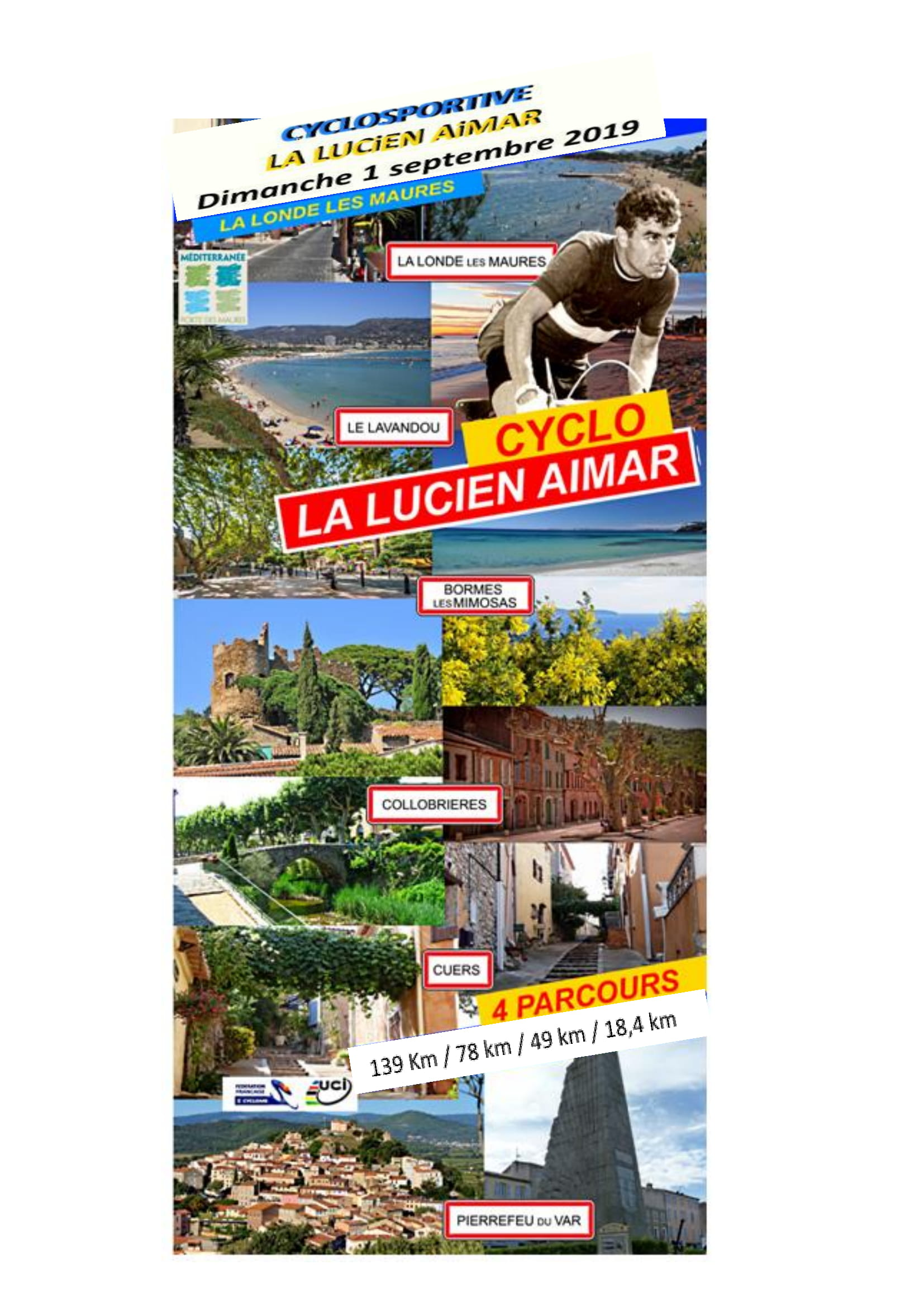 La Lucien Aimar - 18.4km Duo