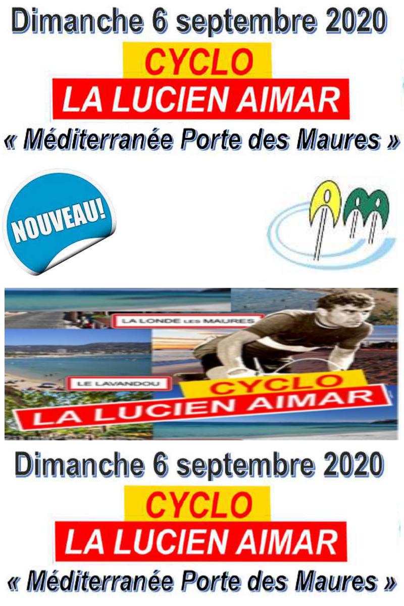 Affiche La Lucien Aimar