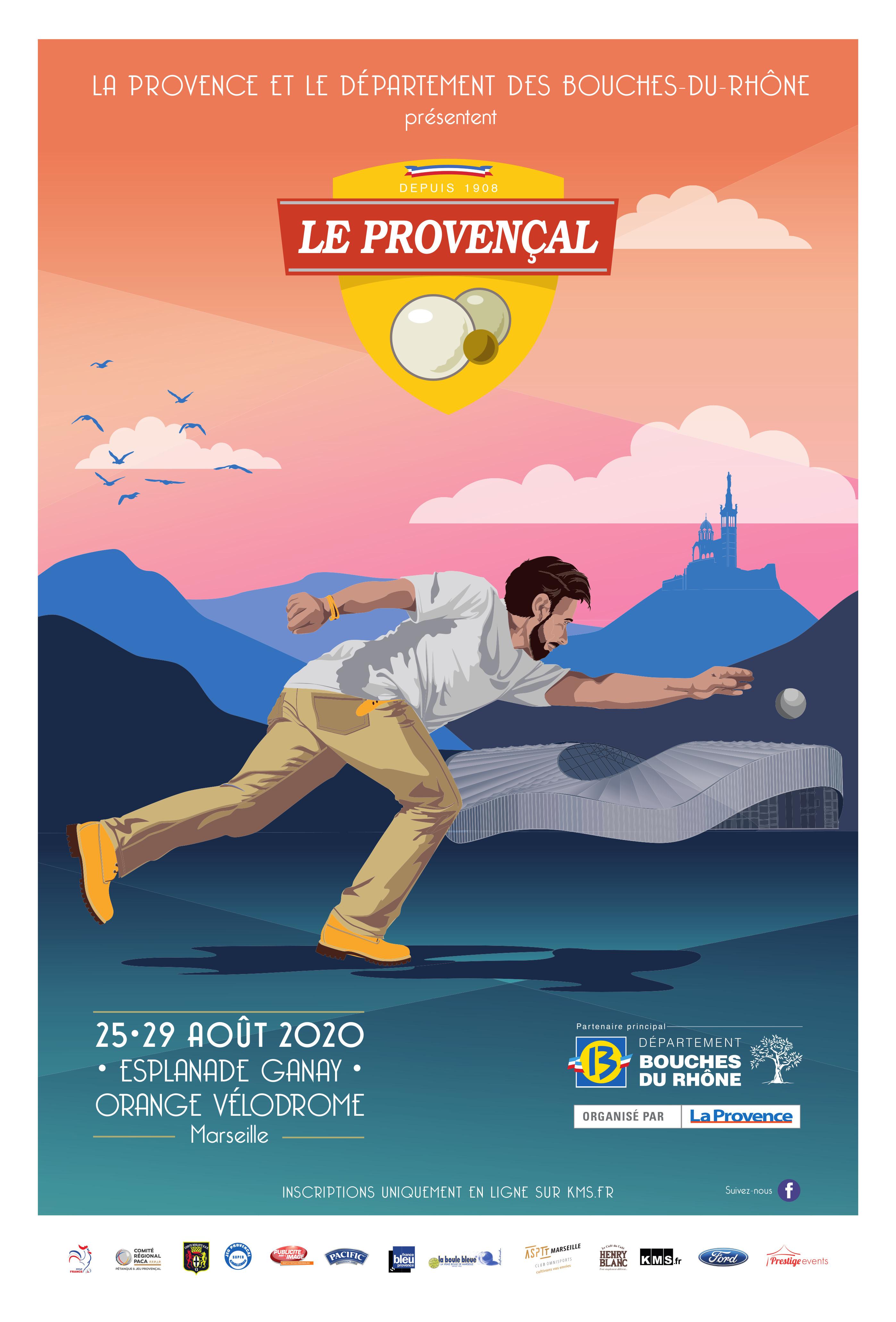Affiche Concours Le Provençal