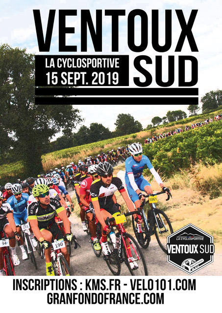Cyclo Ventoux Sud - 145km