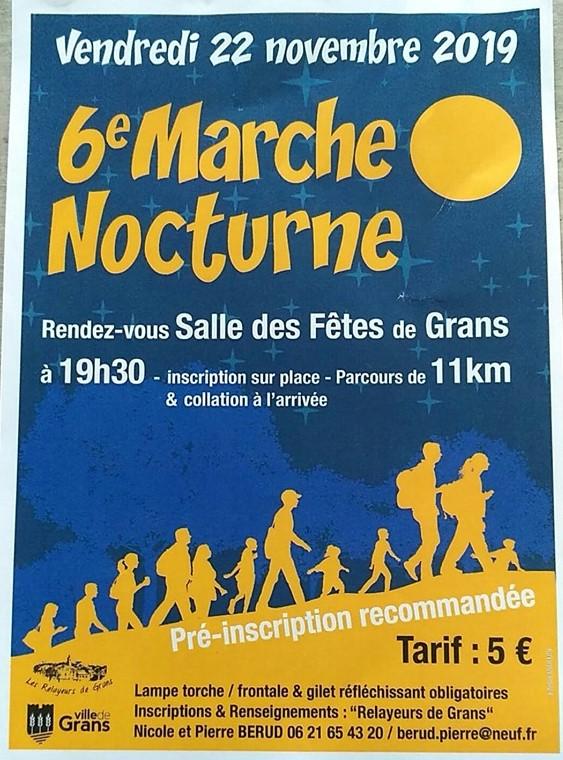 Marche Nocturne 11KM