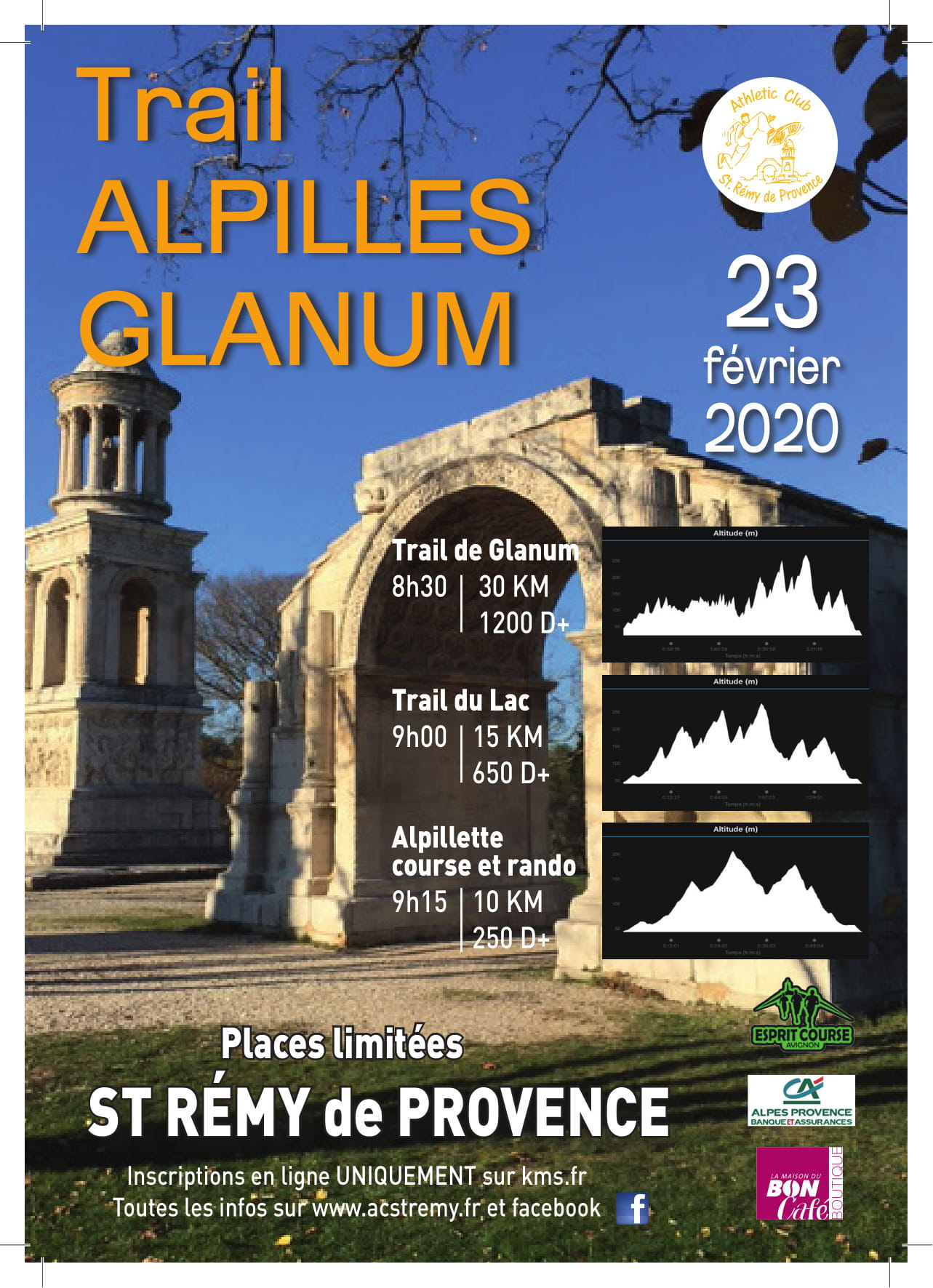 ALPILLETTE 10KM COURSE