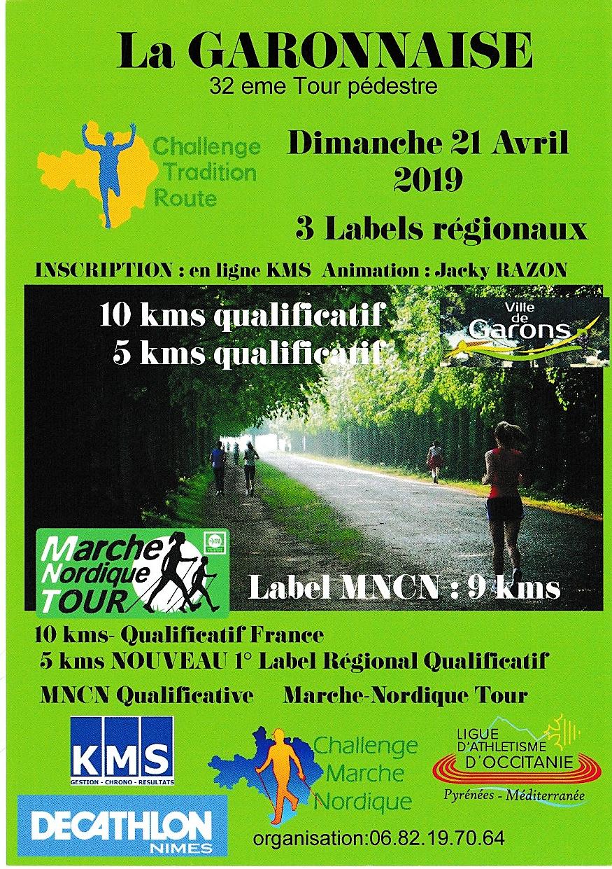 La Garonnaise 10 km