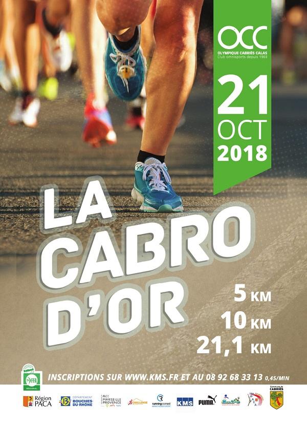 La Cabro D´Or : 21.1km