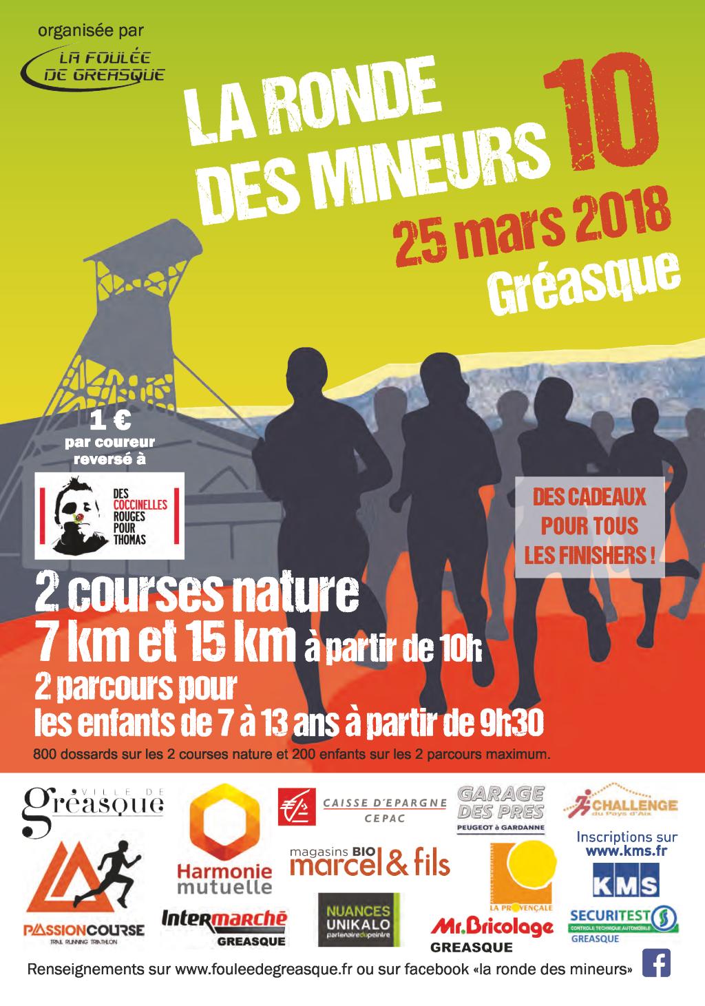 Ronde des Mineurs - 7 km
