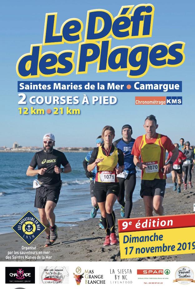Le Défi des Plages - 21 km