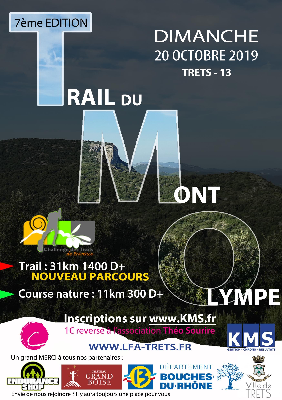 Trail du Mont Olympe & Aurelien Nature