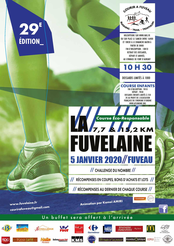 LA FUVELAINE - 15.2KM