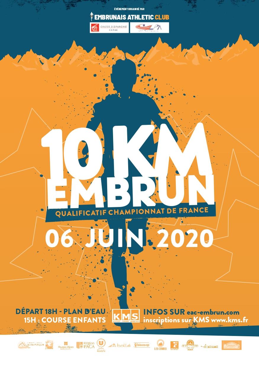 10km d'Embrun