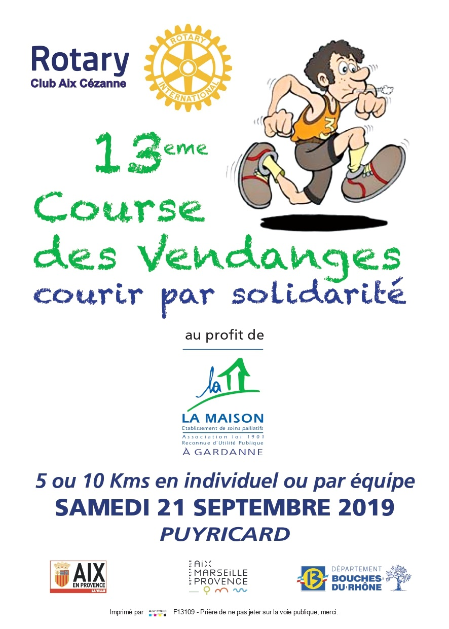 Course des Vendanges - Course 10km