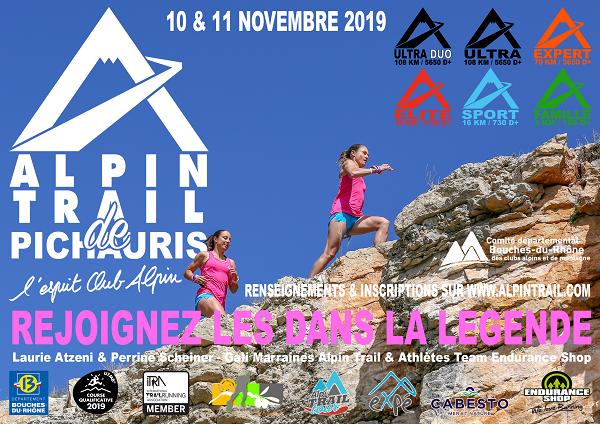 Alpin Trail de Pichauris - ULTRA DUO