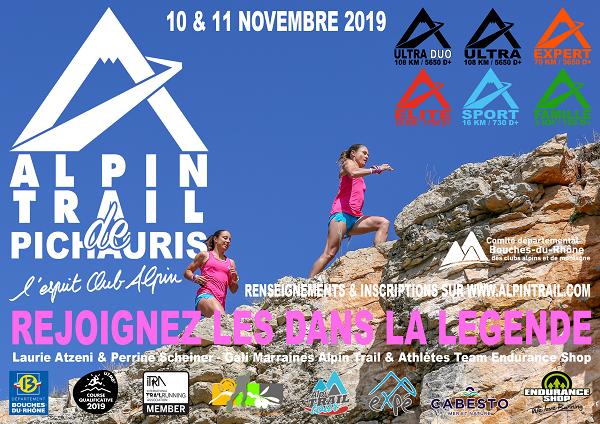 Alpin Trail de Pichauris - EXPERT