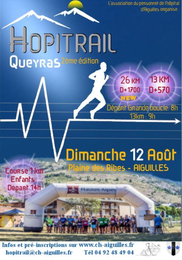 HOPITRAIL - Course 13km