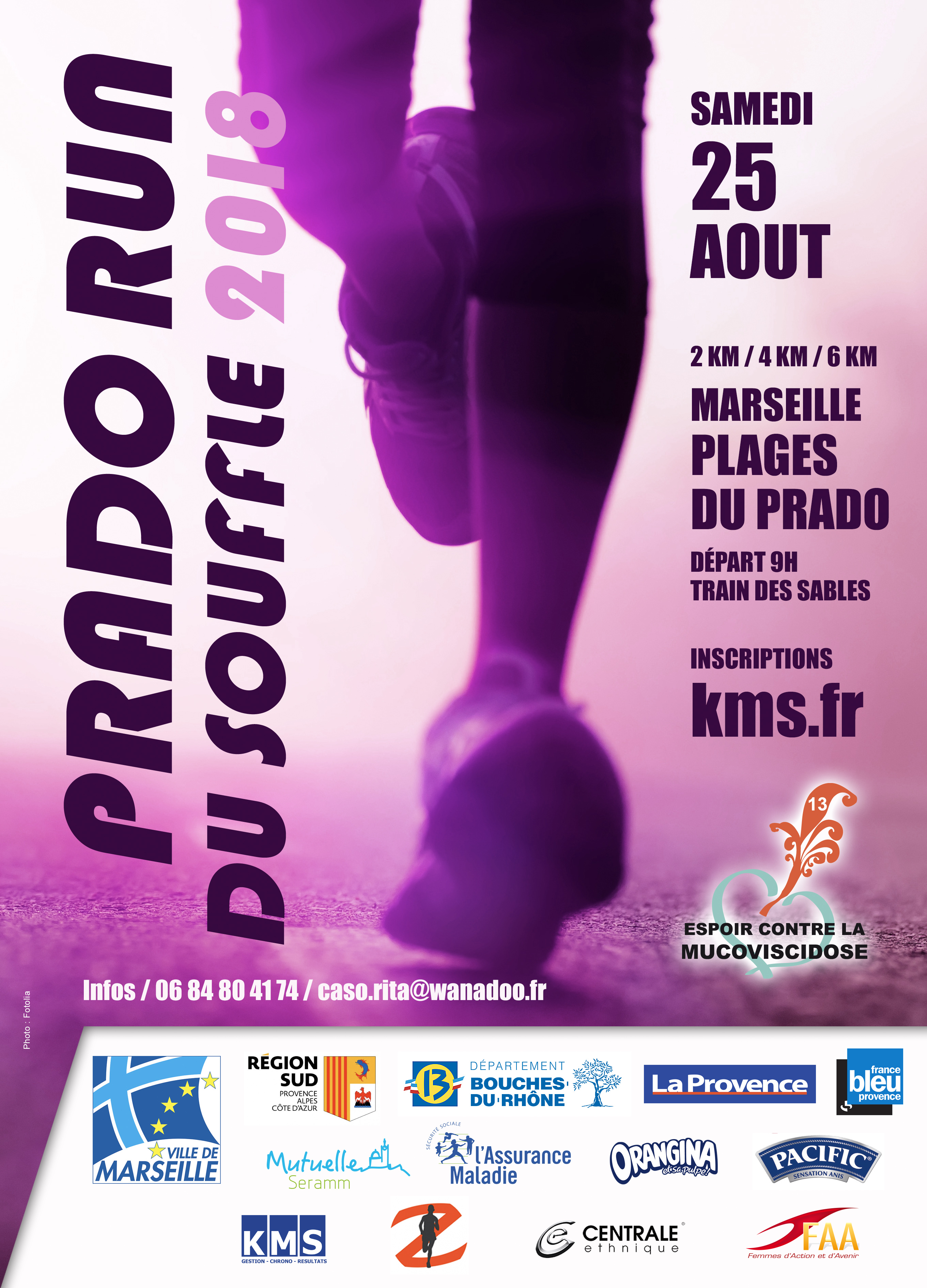 PRADO RUN SOUFFLE : course 4km