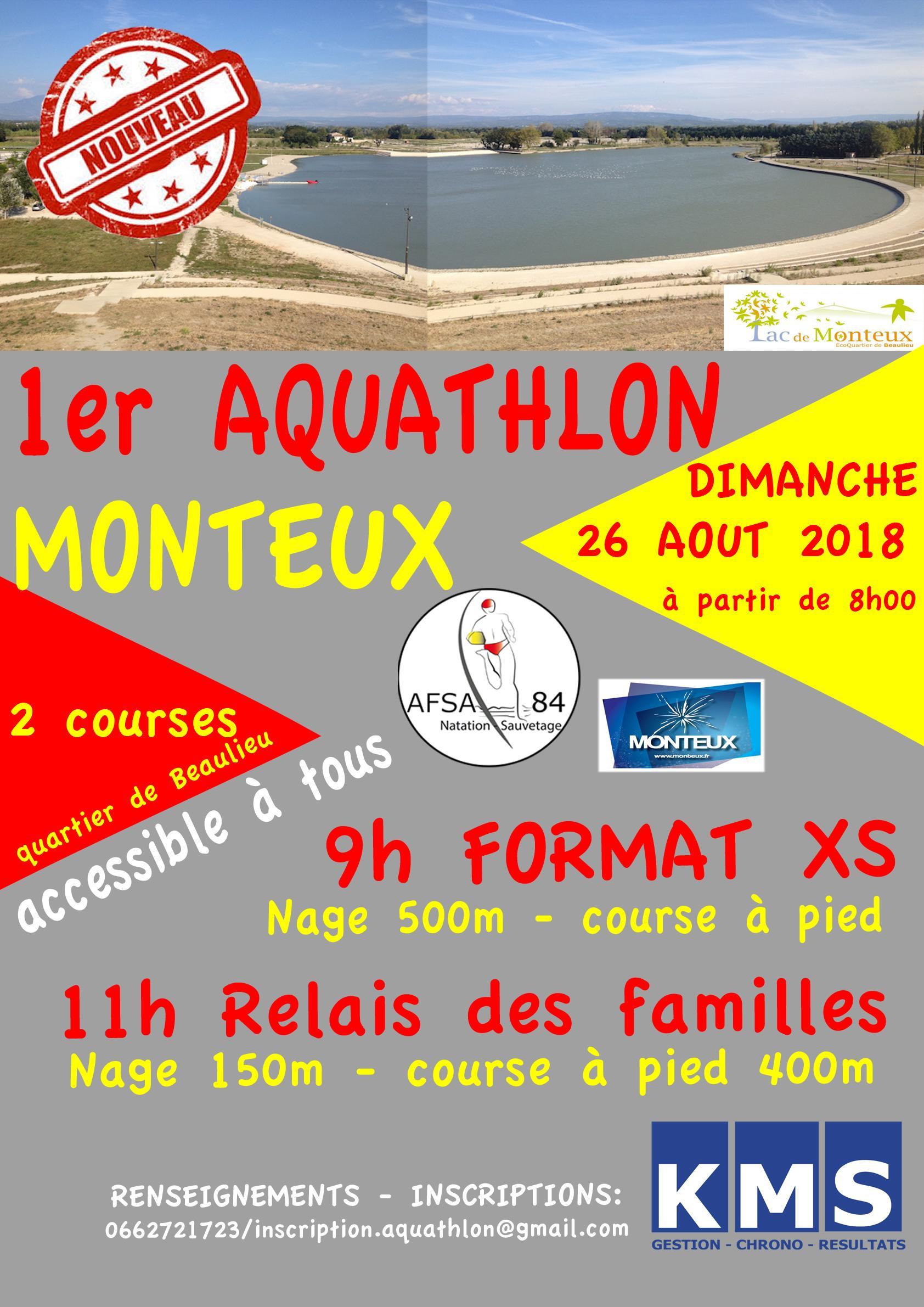 AQUATHLON MONTEUX XS