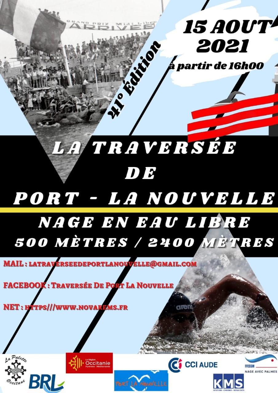 Traversee de Port La Nouvelle