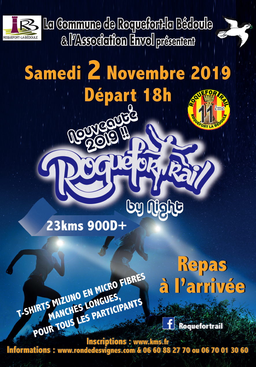 RoqueforTrail - 23KM