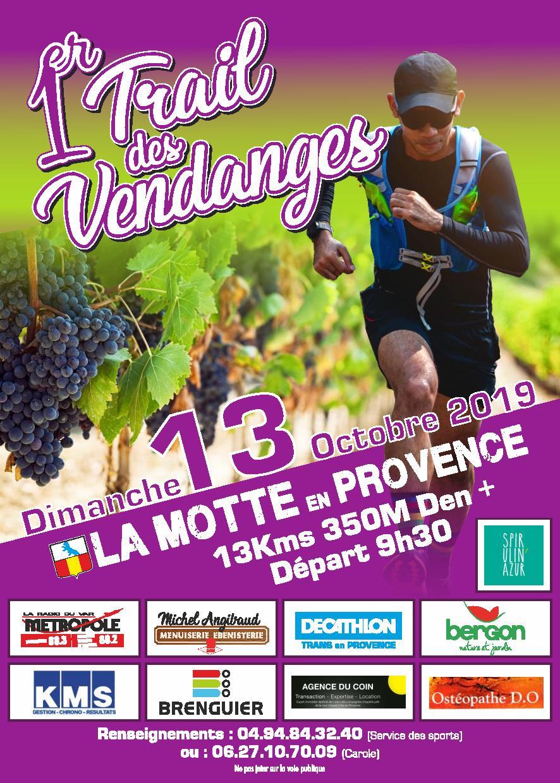 Trail des Vendanges - 13km