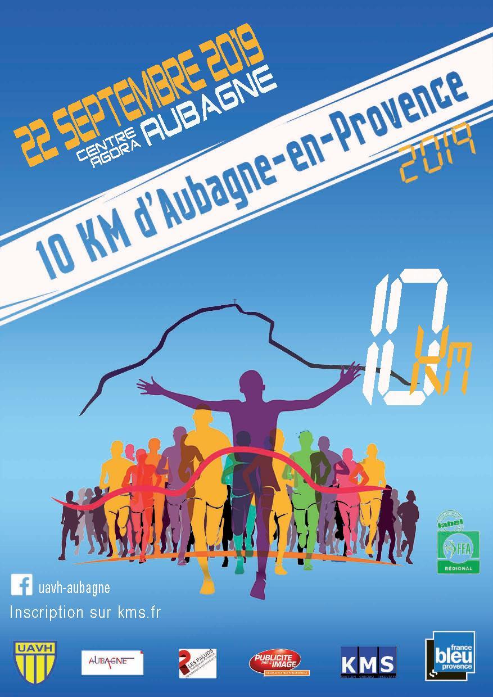 10 Km Aubagne en Provence : Equipes