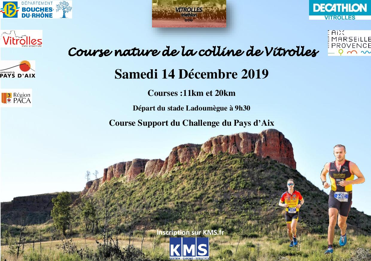 11KM - Course Nature Vitrolles