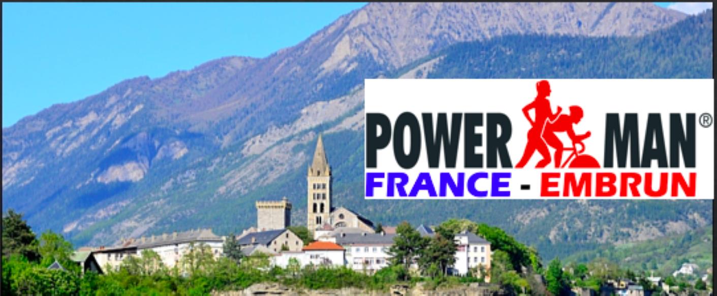 Affiche Powerman:FRANCE-Embrun