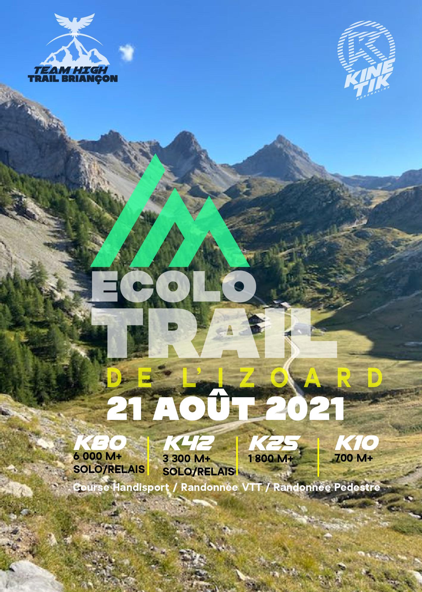 Ecolo Trail Izoard