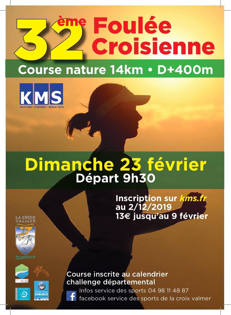 La Foulee Croisienne - 14km