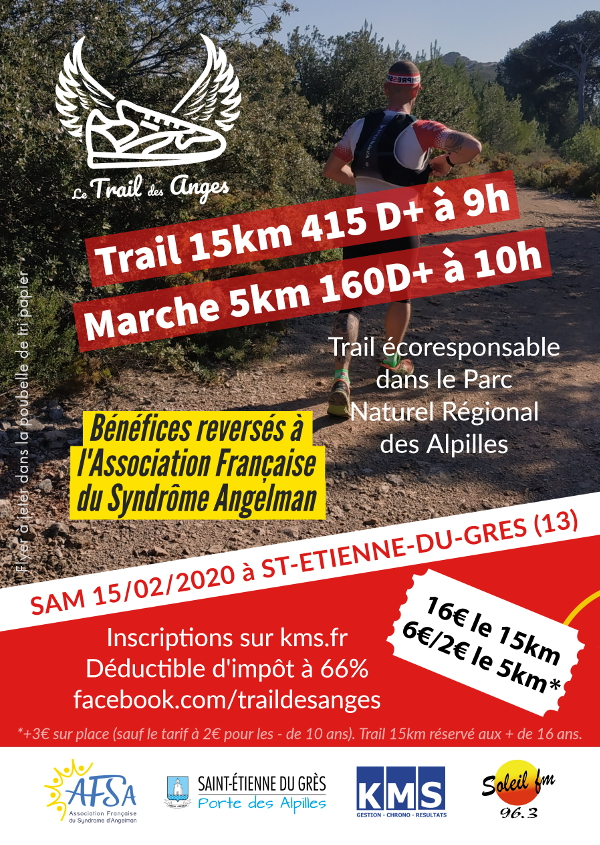 Trail des Anges - Marche 5km -10ans
