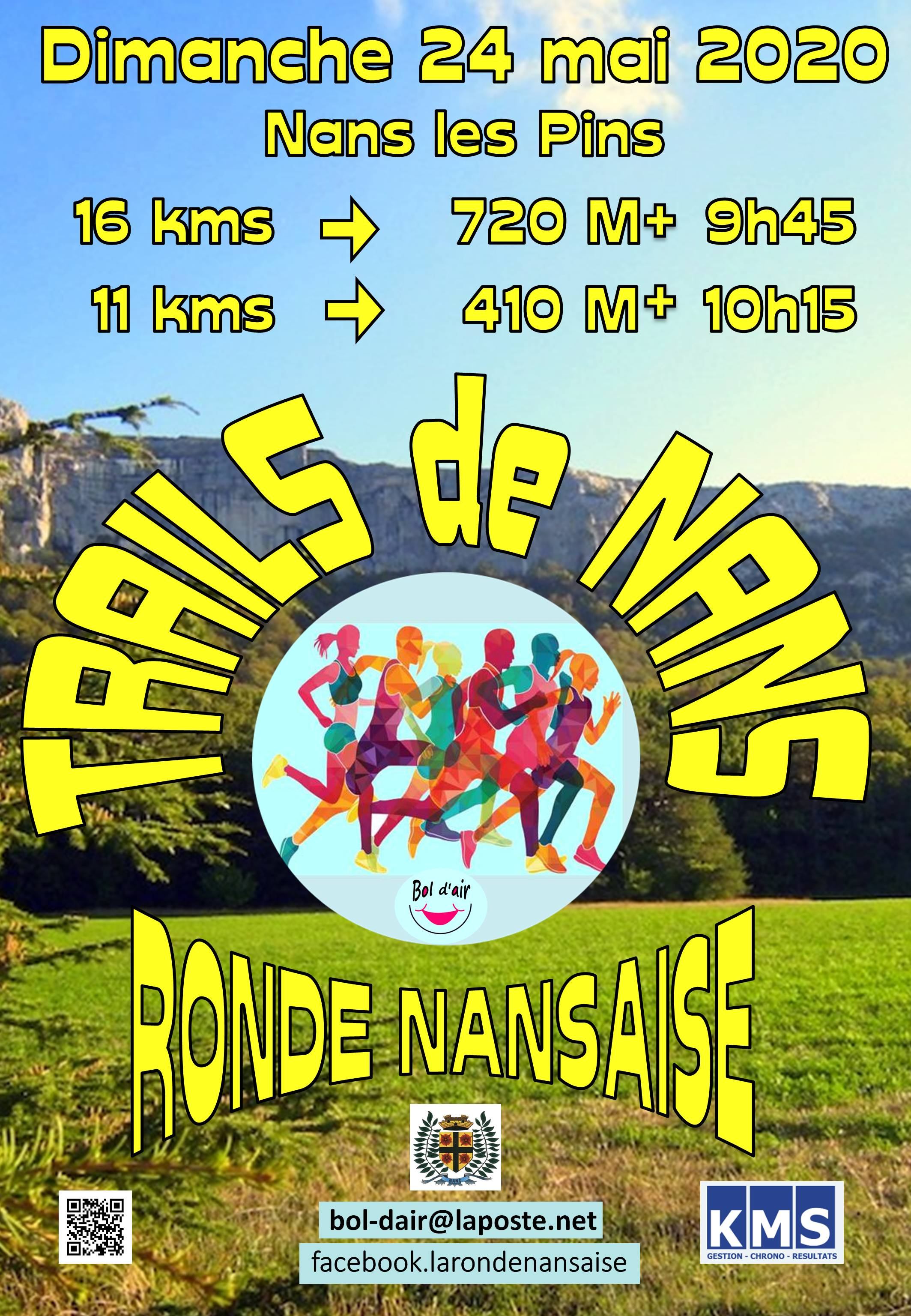 Affiche Ronde Nansaise