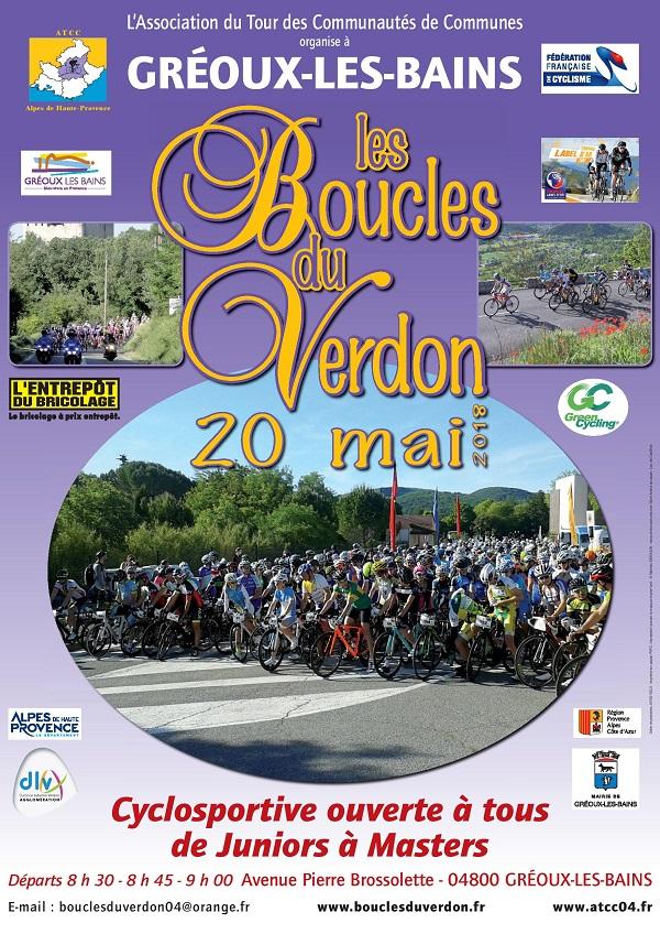 Les Boucles du Verdon - Grand parcours - 140 km